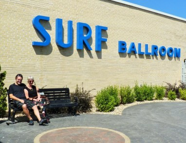 Clear Lake's Surf Ballroom.