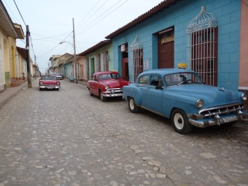 Cuba's Classic Cars - Taxis