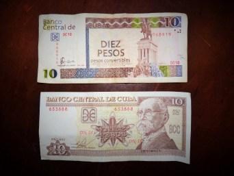 Cuban Life - cuban pesos