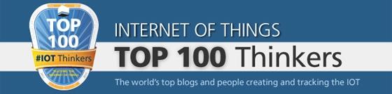 Top IoT Influencer