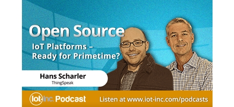 Open Source IoT Platforms Podcast