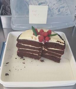 cake for bulking