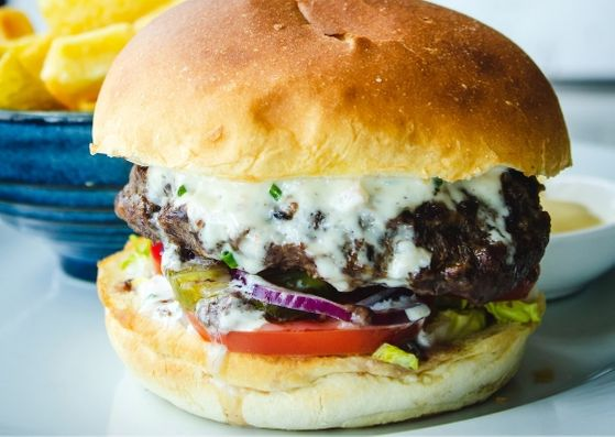 burgers for bulking