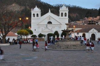 Sucre: La Recoleta Square