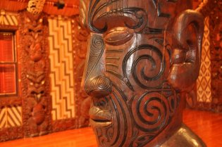 Inside Waitangi Treaty House