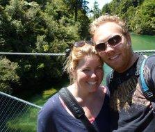 Abel Tasman forest walk