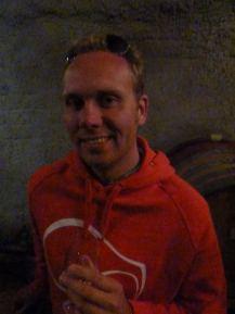 Bill at Gibbston Valley