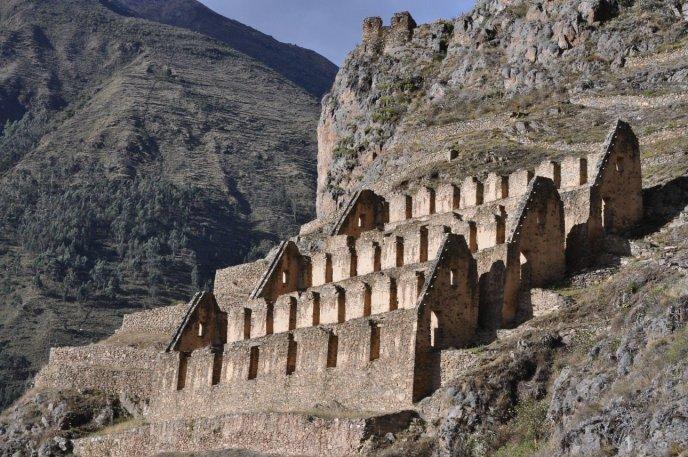 Ollantaytambo, Inca Ruin