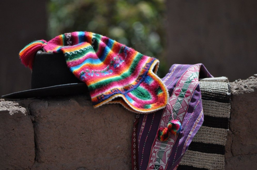 Taquile Island clothing
