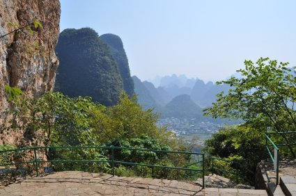 Yangshuo Mountains