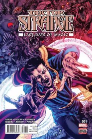 Doctor Strange Last Days of Magic 1 MIke Perkins