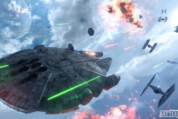 Video of Battle of Jakku DLC from Star Wars: Battlefront