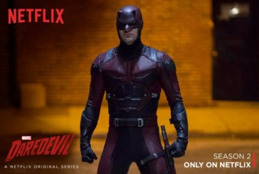 Daredevil Season Two just got a teaser
