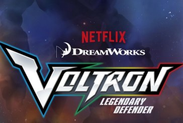Voltron Legendary Defender new image