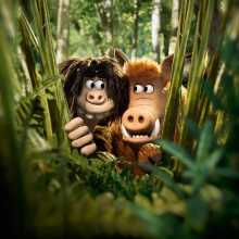 Dug & Hognob from Early Man