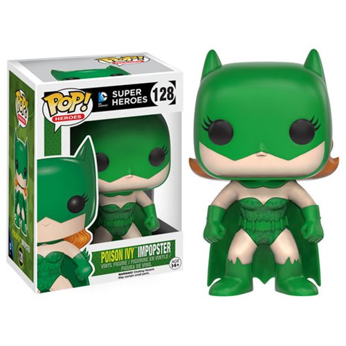 Pop Heroes/DC Super Heroes Poison Ivy Impopster