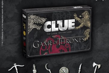 Game of Thrones CLUE Board Game Now Available
