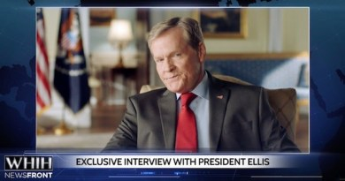 WHIH sits down with President Ellis