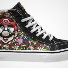Vans & Nintendo collaboration