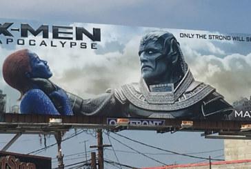Rose McGowan Calls Out X-Men Billboard