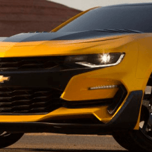 Bumblebee from Transformers: The Last Knight