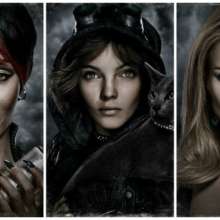 The Powerful Girls Of Gotham
