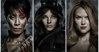 The Powerful Girls Of Gotham