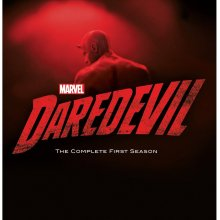 Marvel's Daredevil Season One Blu-Ray cover