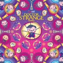 Marvel's Doctor Strange poster courtesy of Disney
