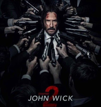 John Wick Chapter 2 poster