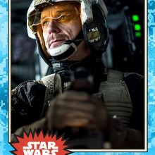 Topps Star Wars Trading Card App General Moroff