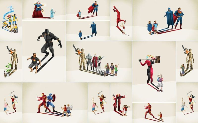 "Jason Ratliff ""Super Shadows 2"""