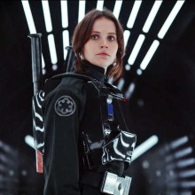 Rogue One: Jyn inside the Death Star