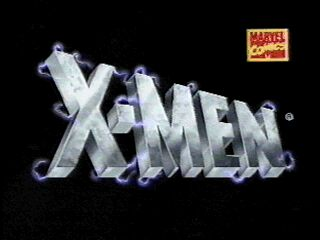 X-Men Animated Series Title