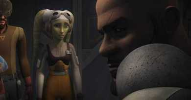 Saw Gerrera in Star Wars: Rebels