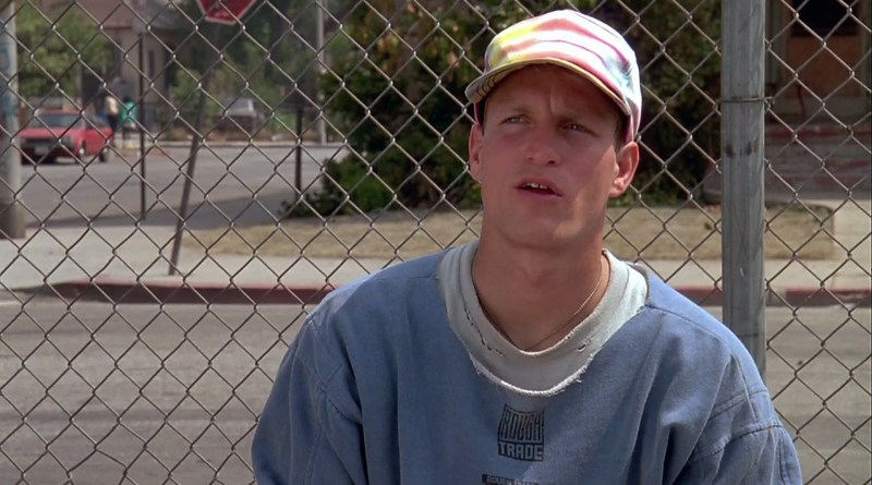 Woody Harrelson (from White Men Can't Jump)