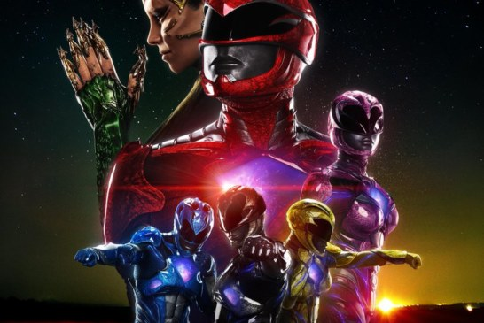 The Power Rangers Movie Has A New Posterization