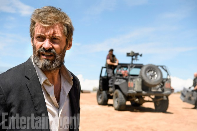 Hugh Jackman Entertainment Weekly