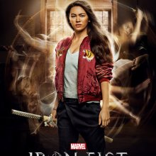 Colleen Wing character poster