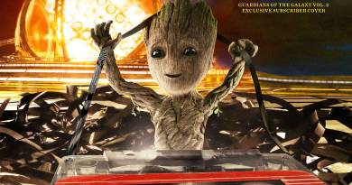 Guardians Of The Galaxy Vol. 2 Empire Magazine cover