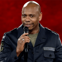 Dave Chappelle Netflix comedy