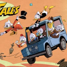 Disney XD DuckTales