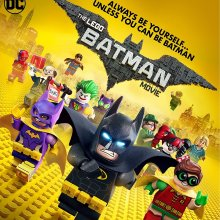 The LEGO Batman Movie Blu-Ray/DVD/Digital HD cover