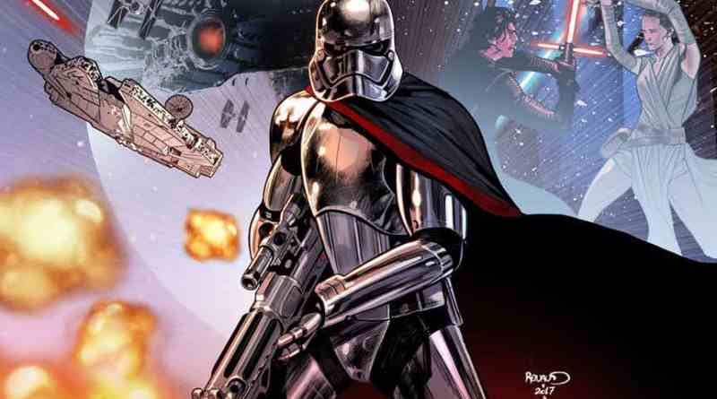 Marvel's Star Wars: Captain Phasma comic series