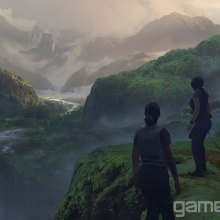 Uncharted: The Lost Legacy still (courtesy of Game Informer)