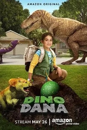 Amazon Original Kids Presents Dino Dana