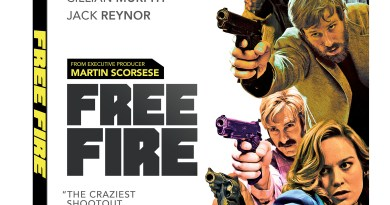 Free Fire Blu-Ray/Digital HD (Lionsgate Home Entertainment)