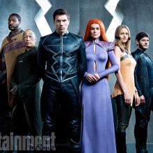 Inhumans Entertainment Weekly exclusive