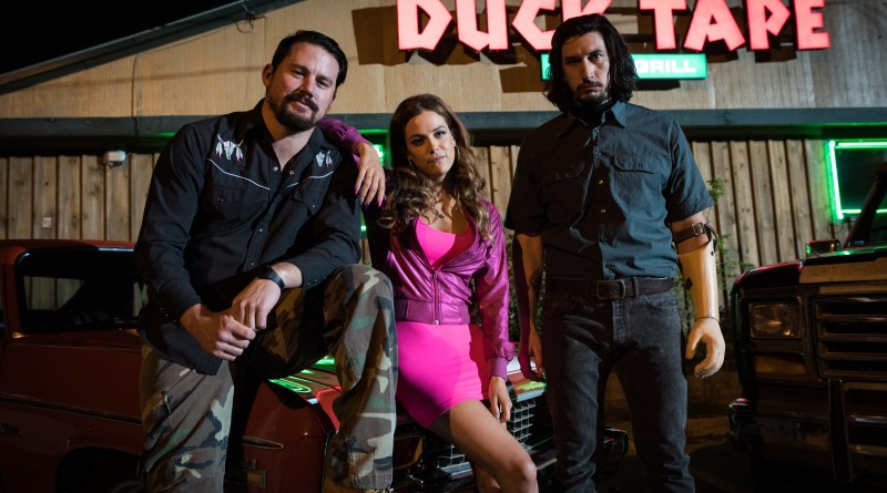 Logan Lucky still (Bleecker Street)