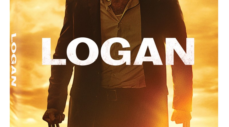 Logan Blu-Ray/DVD/Digital HD